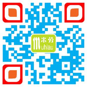 米劳传媒二维码